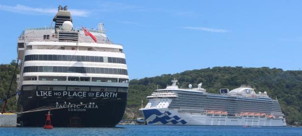 Vanuatu's Northern Port of call