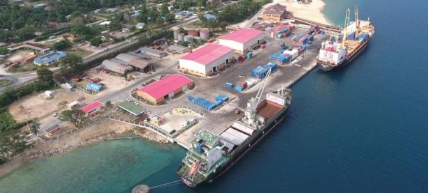 Port Luganville, Espiritu Santo